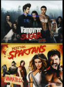 Vampires Suck + Meet The Spartans  -  2 disc