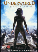 Underworld: The Legacy Collection  -  4 disc