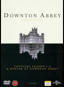Downton Abbey Collection: Sæson 1 + 2 + Winter At Downton Abbey