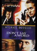 The Sentinel + Dont Say A Word  -  2 disc