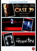 Case 39 + Paranormal Activity 2 + The Uninvited