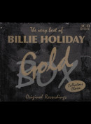 c10042 Billie Holiday: The Very Best Of Billie Holiday (3 CD Box)