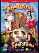 The Flintstones + The Flintstones I Viva Rock Vegas  -  2 disc