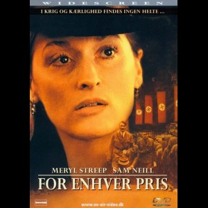 For Enhver Pris (Plenty) (Meryl Streep)