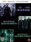 The Matrix Collection  -  3 disc