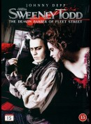 Sweeney Todd (2007) (Johnny Depp)