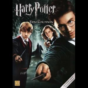 Frisk Køb Harry Potter Og Fønixordenen (5) - FilmMarked.dk DVD JR-91