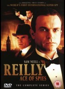 Reilly: Ace Of Spies (Hele Serien) (Reilly Mesterspionen)  -  4 disc