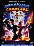 Sharkboy Og Lavagirl (3D + 2D) (Sharkboy And Lavagirl)