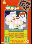 -4074 South Park: Volume 13 (INGEN UNDERTEKSTER)