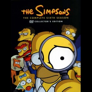 The Simpsons: Sæson 6