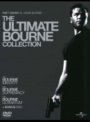 The Ultimate Bourne Trilogy  -  4 disc