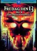 Fredag Den 13. Del 8: Jason Indtager Manhattan (Friday 13th: Part 8)