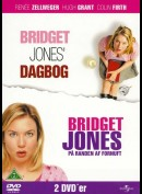 Bridget Jones Dagbog + Bridget Jones 2: På Randen Af Fornuft  -  2 disc