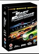 The Fast And Fhe Furios Ultimate Collection