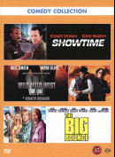 Comedy Collection: Showtime + Wild Wild West + The Big Bounce  -  3 disc