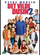 Det Vilde Dusin 2 (Cheaper By The Dozen 2)
