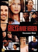 Greys Hvide Verden: Sæson 1 (Greys Anatomy: Season 1)