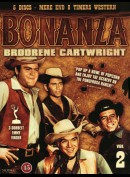 Bonanza - Brødrene Cartwright: Volume 2