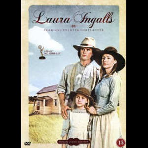 Laura Ingalls: Præriens Eventyr Fortsætter  -  2 disc (Beyond The Prairie: The True Story Of Laura Ingalls Wilder)