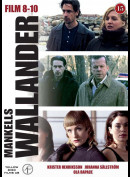 Wallander Box 3: 8-10