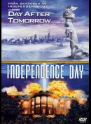 The Day After Tomorrow + Independence Day  -  2 disc
