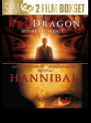 Red Dragon + Hannibal  -  2 disc
