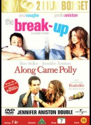 The Break Up + Along Came Polly  -  2 disc