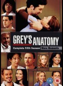 Greys Hvide Verden: Sæson 5 (Greys Anatomy: Season 5)
