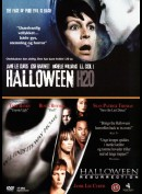 Halloween H2O + Halloween: Resurrection   -  2 disc