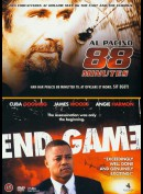 88 minutes + End Game  -  2 disc