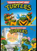Turtles 1 + 2 (1987)  -  2 disc