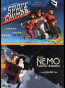 Space Chimps + Lille Nemo  -  2 disc