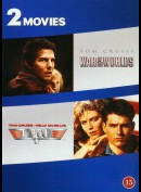 War Of The Worlds + Top Gun  -  2 disc