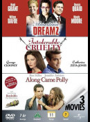 American Dreamz + Intolerable Cruelty + Along Came Polly (3 Film)