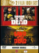 Shaun Of The Dead + Land Of The Dead  -  2 disc