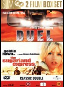 Duel + The Sugarland Express  -  2 disc
