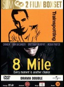 Trainspotting + 8 Mile  -  2 disc