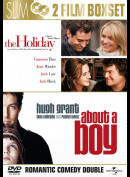 The Holiday + About A Boy  -  2 disc