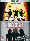Charlies Angels + Charlies Angels 2: Uden Hæmninger  -  2 disc