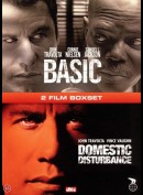 Basic + Domestic Disturbance  -  2 disc