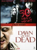 30 Days Of Night + Dawn Of The Dead -  2 disc