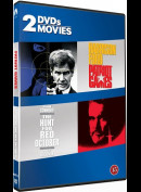 Patriots Games (Patrioternes Spil) + The Hunt For Red October (Jagten På Røde Oktober)  -  2 disc