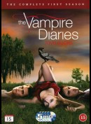 The Vampire Diaries: Sæson 1