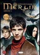 The Adventures Of Merlin: Sæson 2 (Merlin: Season 2)