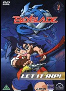 Beyblade 1: Let It Rip
