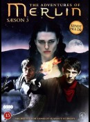 The Adventures Of Merlin: Sæson 3 (Merlin: Season 3)