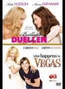 Bride Wars + What Happens In Vegas  -  2 disc