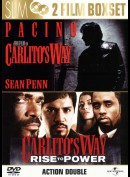 Carlitos Way (Fanget Af Fortiden) + Carlitos Way: Rise To Power  -  2 disc