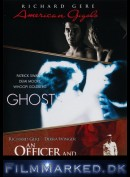 American Gigolo + Ghost + An Officer And A Gentleman - 3 disc